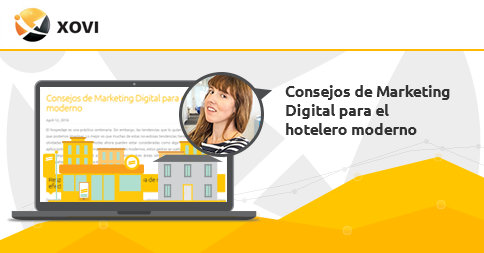 Consejos de Marketing Digital para el hotelero moderno