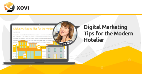 Digital Marketing Tips for the Modern Hotelier