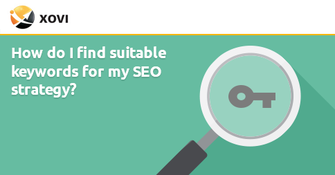 how to find keywords for seo